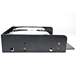 Image 4 - Bevigac 5.25inch to 3.5inch 2.5inch HDD SSD Hard Disk Drive Mounting Adapter Holder Converter Tray Bracket Internal Accessories