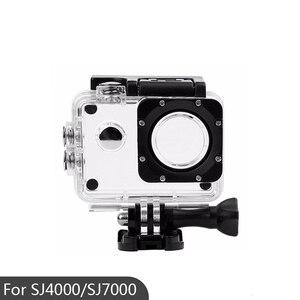 Image 1 - Capa à prova dágua para câmera, caixa de ação esportiva para câmera sj4000/sj7000/sj4000 wifi/sjcam