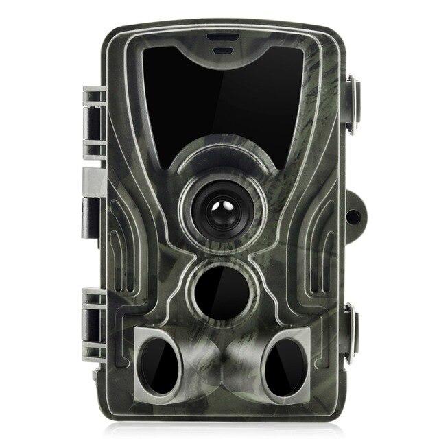 Hunting Camera Trail Cameras HC-801B 64GB 16MP 1080P IP65 Photo Trap 0.3s Trigger Wildlife Surveillance Cams Track 2