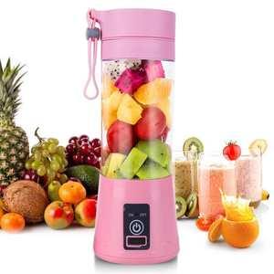 Reamer-Machine Blender Electric Mini-Usb 6-Blades Squeezer Portable Fruit Lemon-Juicer