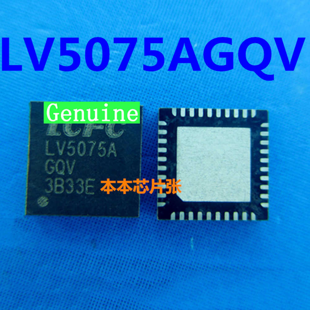 10 шт./лот LV5075AGQV LV5075A GQV QFN-40 100% оригинальный новый бренд