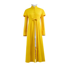 Cossky Emma Woodhouse Cosplay Costume Yellow Jacket Gown Women Outfit Full S et d woodhouse woodhouse computer science 2ed paper only