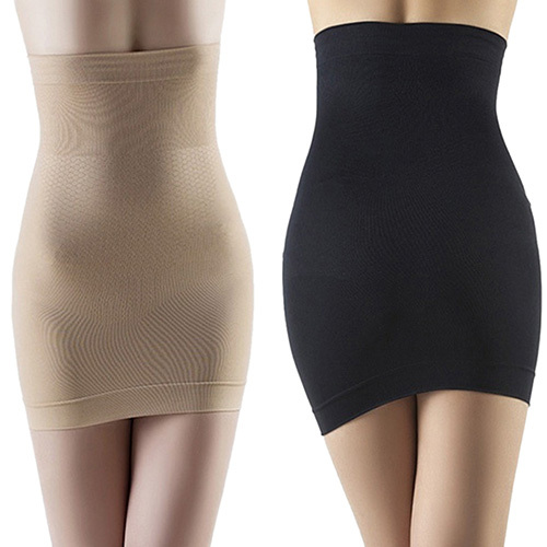 Women High Waist Tummy Control Shapewear Corset Cincher Trimmer Body Shaper Slimming Shapewear Underwear Waist Trainer 3
