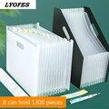 Папка-органайзер многослойная для документов, офисных и школьных принадлежностей