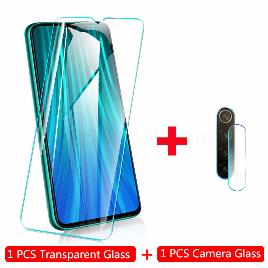 100D غطاء كامل الزجاج المقسى ل شاومي Redmi نوت 8 7 برو 8T عدسة الكاميرا واقي للشاشة ل Redmi 8 7 8A زجاج واقي