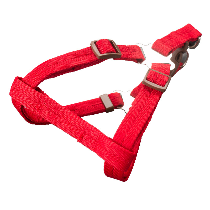 Dog Chest Item Round Slings Puppy Suspender Strap Bichon Poodle Back Small Universal Large Dog Unscalable Pet