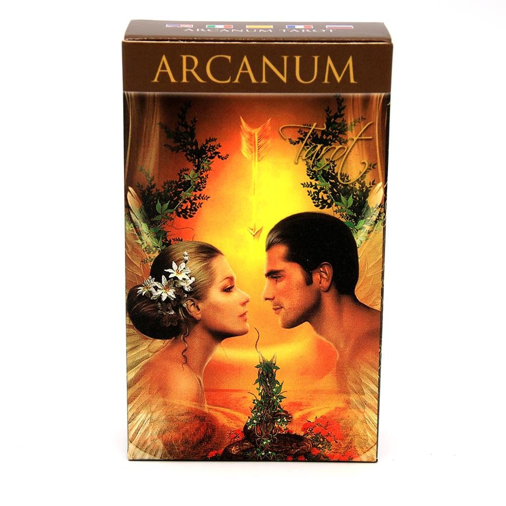 Arcanum Tarot Cards show what you need to see in order to move forward toward your destiny image