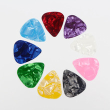 Guitar-Picks Acoustic-Guitar-Accessories Pick-Bass Plectrum-Celluloid Electric-Smooth