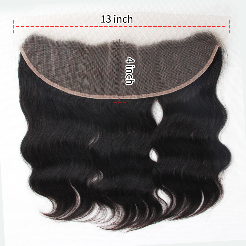 Soul Lady Brazilian Hair Weave Bundle Deal Body Wave Hair Bundles With Frontal Remy Preplucked 13x4 13x6 360 Frontal Wth Bundles.30