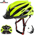Велосипедный шлем KINGBIKE  ультралегкий шлем для горного велосипеда  для мужчин  женщин и мужчин