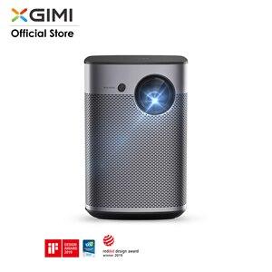Глобальный мини-проектор XGIMI Halo Full HD DLP, Android 9,0, Wi-Fi, портативная поддержка 4K 3D домашнего кинотеатра с аккумулятором, Google OS