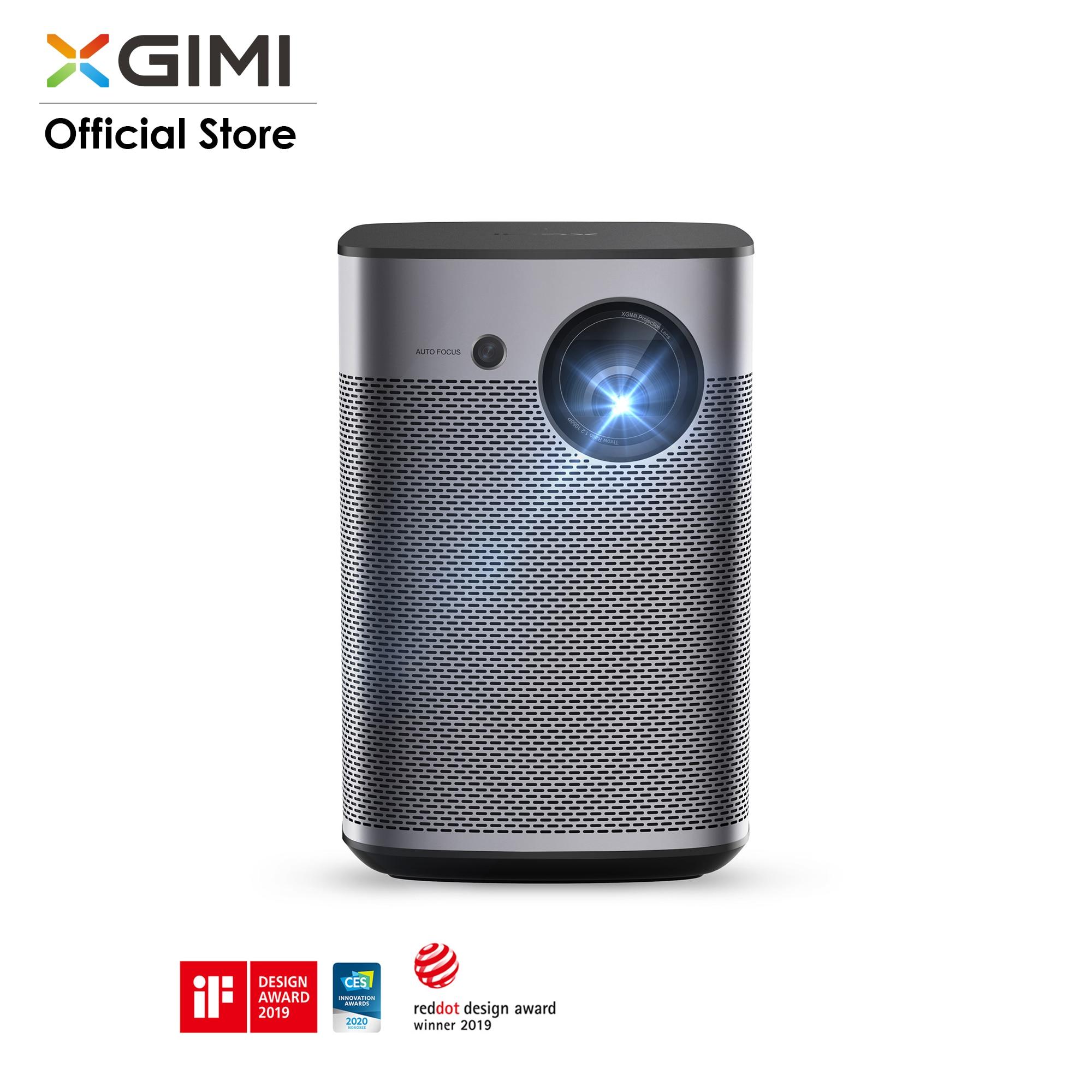 XGIMI Halo полный портативный проектор HD с Android ТВ 9,0 Поддержка wi-fi 4K 3D дома Кино глобальная версия
