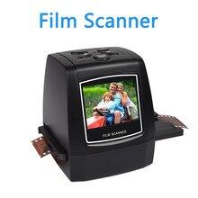 Visualizador de imagem digital da foto do conversor do filme da corrediça do varredor 35mm 135mm do filme negativo protable com 2.4