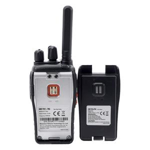 Image 5 - A buon mercato Walkie Talkie 20 pcs Retevis H777 3W UHF 400 470MHz Palmare Radio A due Vie Set walkie Talkie Per Hotel/Ristorante/Centro Commerciale