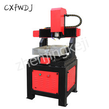 цены 4040 Automatic CNC Engraving Machine Small Jade Carving Machine Metal Engraving Machine Small Polishing Machine