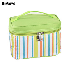 Lunch-Bag Tote Thermal-Cooler-Box Food-Container Picnic Travel School Kids Portable Women