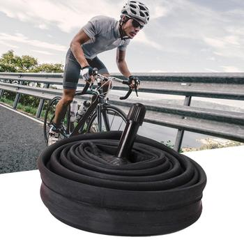 1 Pcs Bike Inner Tube For Mountain Road Bike Tyre Rubber Butyl Tube Bicycle resist temperature Tire high Tube Valve Rubber D5A3 image