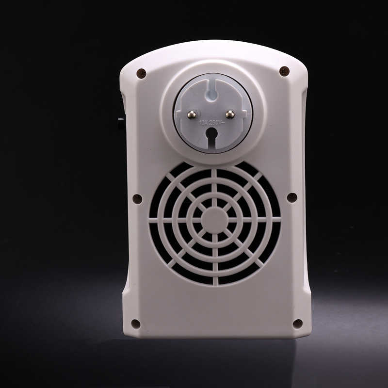 900W Mini ventilateur radiateur mural électrique poêle radiateur chauffage maison chambre hiver chauffage ventilateur Machine avec prise ue