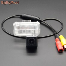 BigBigRoad For Toyota Vios Corolla Fortuner Verso Yaris Camry XV50 Vehicle Wireless Car Rear View Parking Camera HD Color Image 2015 2017 fortuner fog light free ship halogen fortuner headlight vios corolla camry hiace tundra sienna yaris fortuner day lamp