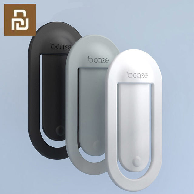 Bcase Silicone Mobile Phone Holder Environmentally Friendly Material Push Switch Stable Support Light And Comfortable