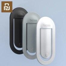 Bcase Soporte de silicona para teléfono móvil, respetuoso con el medio ambiente, interruptor de empuje, soporte estable, ligero y cómodo