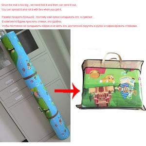 Image 5 - 1cm 0.5cm grube dziecko indeksowania mata do zabawy edukacyjne alfabet gra dywan dla puzzle dla dzieci aktywność wykładzina na siłownię pianka Eva zabawka dla dzieci