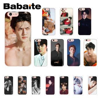 Babaite SEHUN EXO DIY Luxury High-end Protector Case For iPhone 8 7 6 6S Plus X XS MAX 5 5S SE XR 11 11pro 11promax Cellphones image