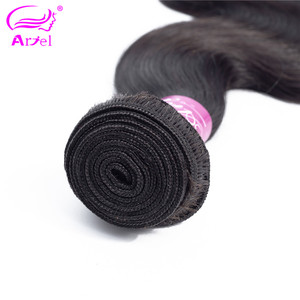 Image 5 - Brazilian Body Wave Hair Weave Bundles 30 Inch 100% Human Hair Bundles Double Machine Weft Remy Full End Human Hair Extensions