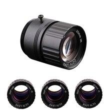 3MP HD CCTV Lens 12/16/25mm IR Night Vision Scope Camera lens DIY Night Vision Riflescope Lens for Infrared Night Vision Cameras