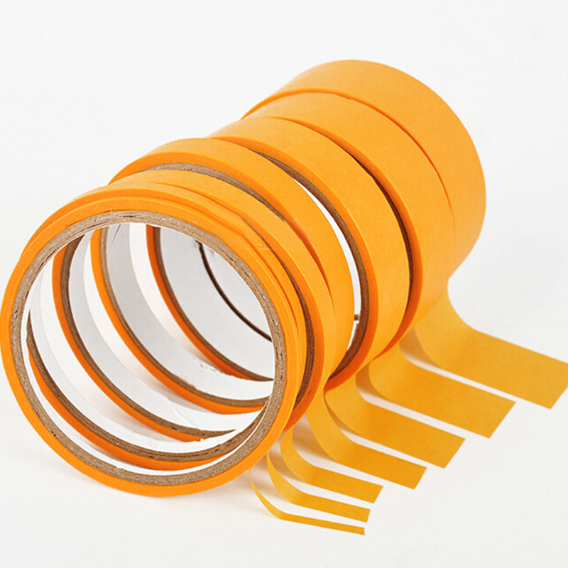 Model Masking Tape Fine Line DIY Spraying Craft Tools Accessories 2mm/3mm/6mm Strong Tape High Quality