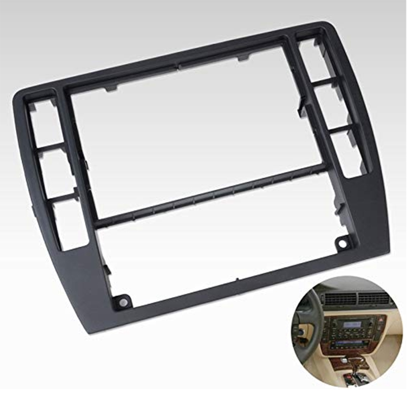 3B0858069 Interior Dash Center Console Trim Bezel Panel Radio Face Frame For PASSAT B5 2001 2002 2003 2004 2005
