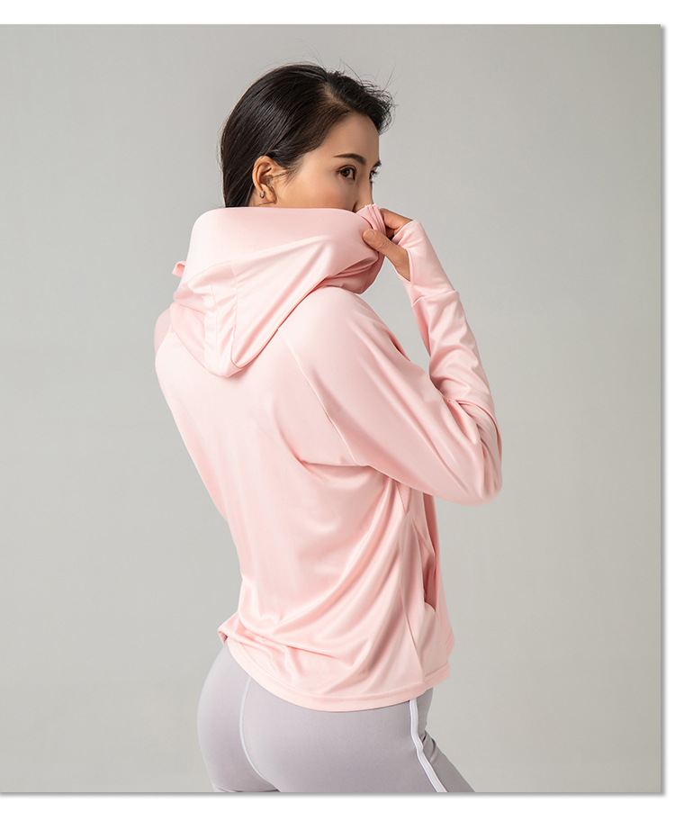 Lightweight Breathable Sports Jacket for Women Womens Clothing Jackets & Hoodies