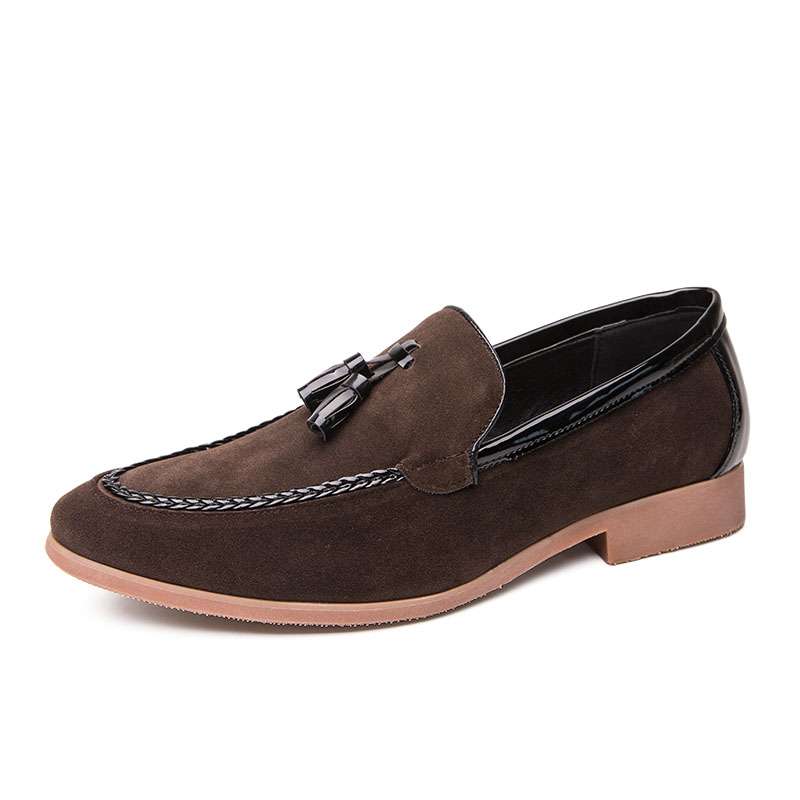 H5550902b1ed04c94ab413443cdf833c7v Summer Outdoor light soft Leather Men Shoes Loafers Slip On Comfortable Moccasins Flats Casual Boat Driving shoes size 38-47