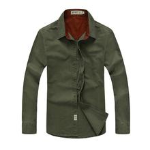 Mężczyźni Outdoor koszule z długim rękawem oddychająca wiosna jesień 100 bawełniane koszule sportowe Cago Camping wspinaczka taktyki armia koszule męskie tanie tanio Merrto Pełna Poliester WindStopper Anty-pilling Oddychające Anti-shrink Szybkie suche Przeciwzmarszczkowy lee-35-j-1588