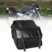 Motorcycle Bags Luggage Travel Knight Rider For Touring Triumph Bonneville Honda Shadow
