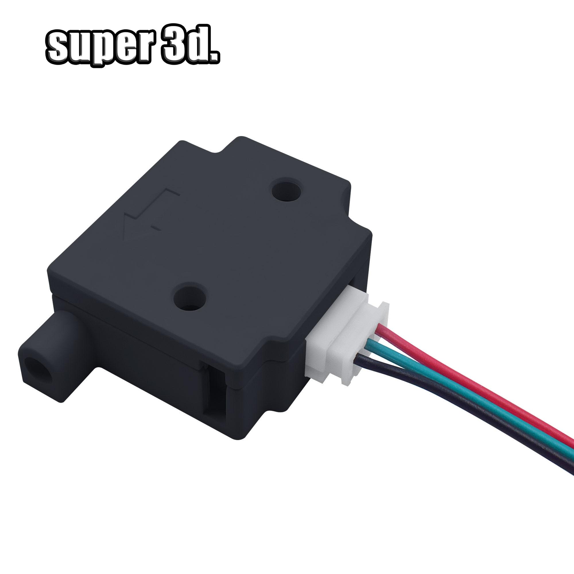 3D Printer Filament Break Detection Module With 1M Cable Run-out Sensor Material Runout Detector