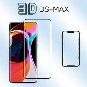 Image 5 - NILLKIN 3D DS 보호 스크린 보호대 xiaomi mi 10 Glass 6.67 xiaomi mi 10 pro 강화 유리 xiaomi 10 Glass