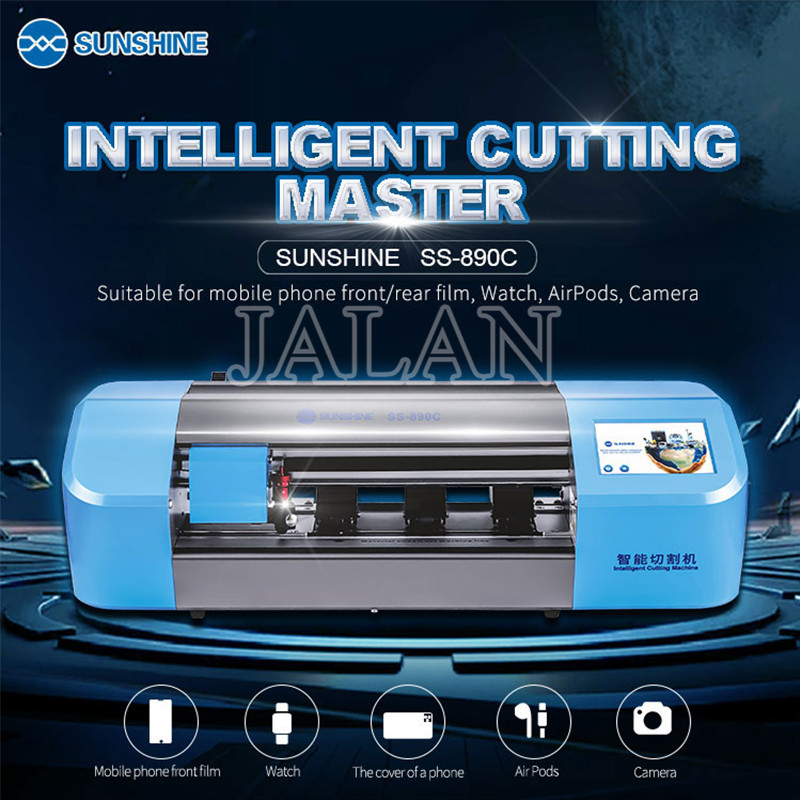 SS-890C Sunshine Accessories Intelligent Precision Cutting For Mobile Phone Lcd Screen Protect