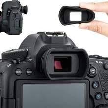 Camera Viewfinder Eyecup Eyepiece Eyeshade for Canon EOS 6D2 5D2 Rebel T7i T7 T6s T6i T6 T5i T5 SL3 Replaces Canon EB Ef Eye Cup