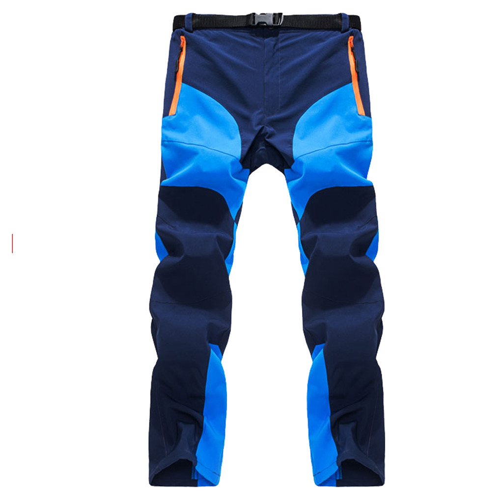 SAGACE New Mens Quick Dry Hiking Pants Men Outdoor Sports Breathable Trekking Trousers Mens Mountain Climbing Pants Chic Fashion