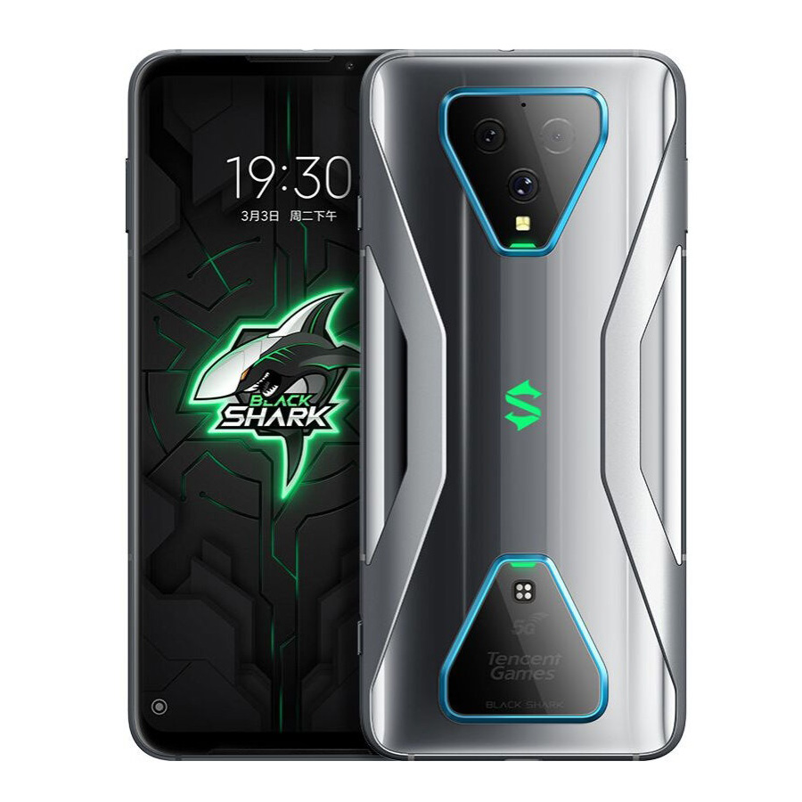 Global Version 5G Phone Xiaomi Black Shark 3 Game Phone Dual SIM 6.67