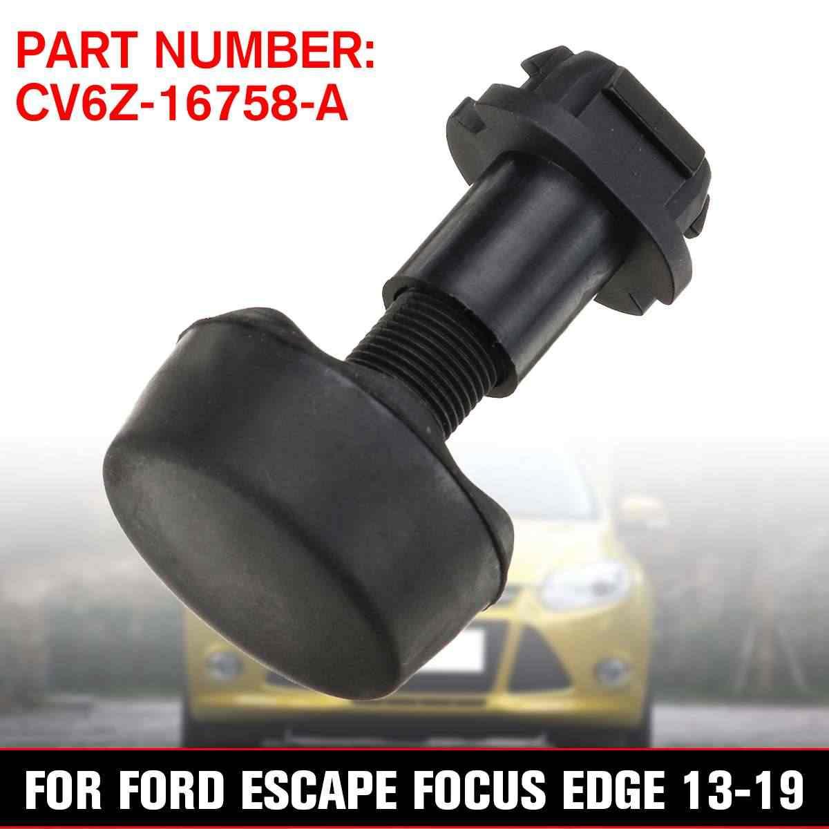 Capa parar almofada de borracha amortecedor cv6z16758a para ford escape focus edge 2013-2019