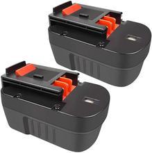 14.4v 3500mah hpb14 bateria compatível com preto & decker hpb14 fsb14 fs140bx bd1444l HPD14K-2 cp14kb ferramentas elétricas sem fio