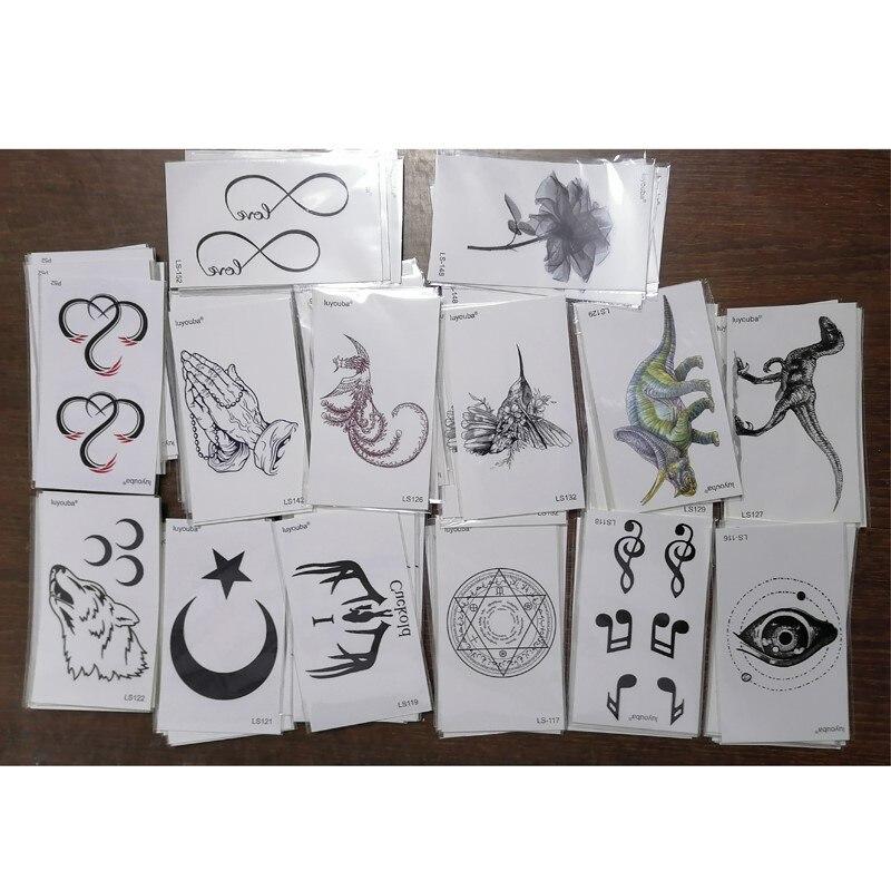 dinosaure-oiseau-oeil-de-dieu-impermeable-temporaire-tatouages-autocollant-temporaire-tatouage-henne-tatouage-manches-tatoo-faux-tatouage-enfants