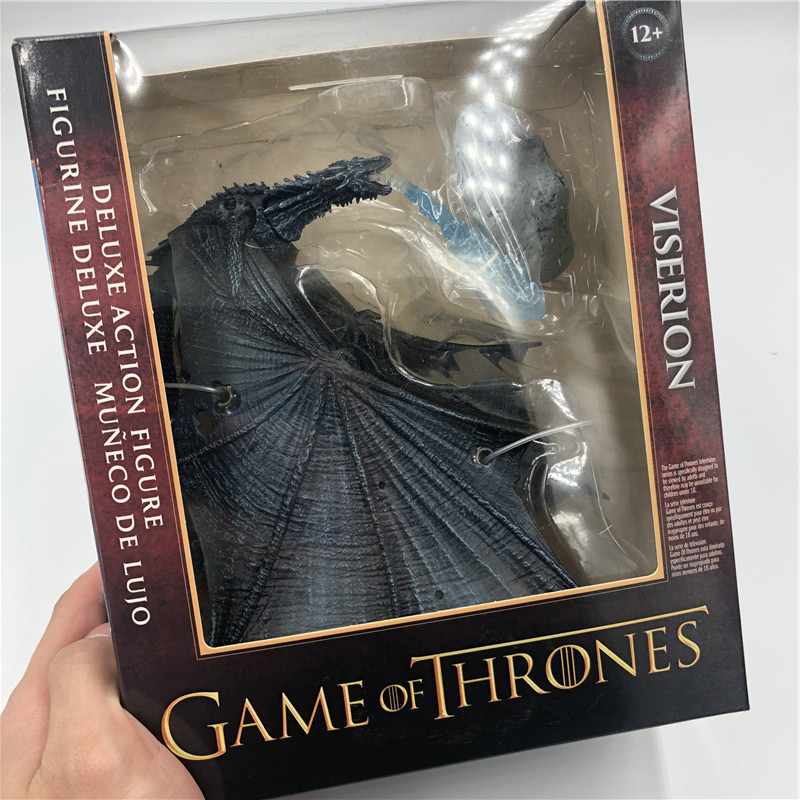 Game of Thrones Season 8 Figure Toy Acrylic Model Stand Desk Decor