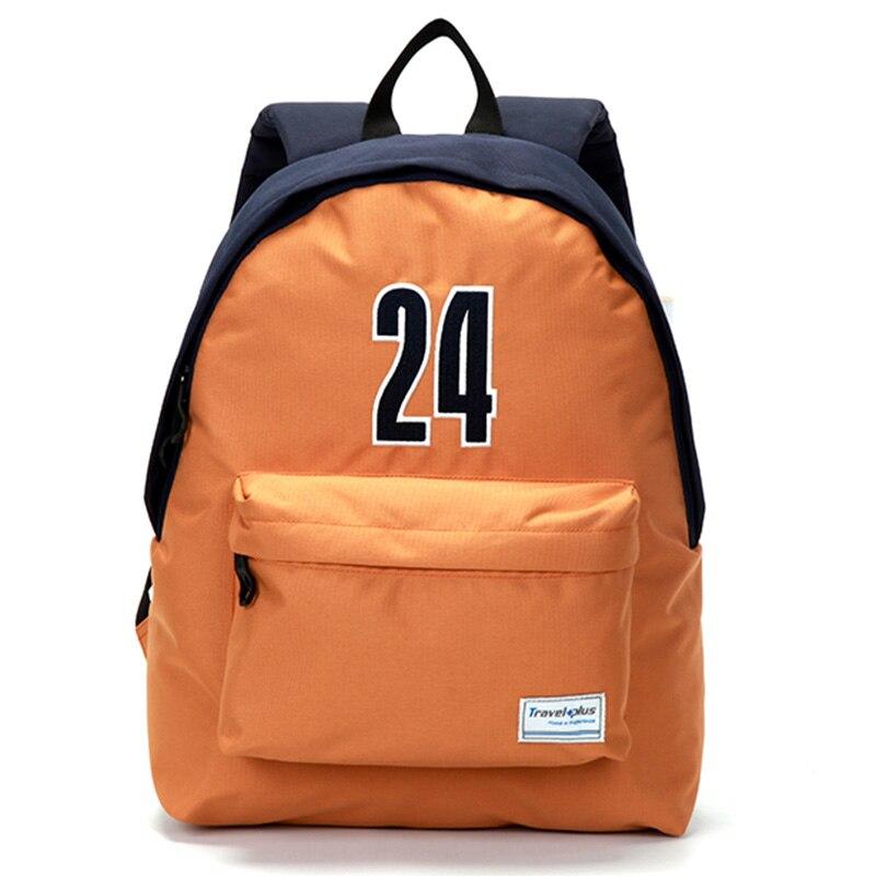 Travel Plus Canvas Backpacks Vintage Rucksack Casual Knapsack Large Capacity