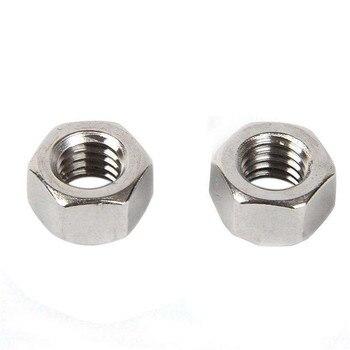 Tuercas hexagonales M2/M2.5/M3.5-M24, Tuercas hexagonales Ecrou Tuercas, tapas de rosca métrica para...