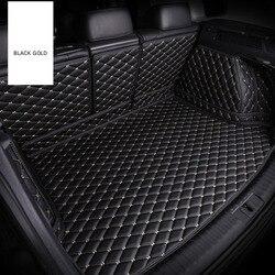 Samochód uwierz mata bagażnika samochodowego dla mitsubishi pajero sport 2017 outlander xl pajero 4 outlander 3 asx Lancer akcesoria dywan