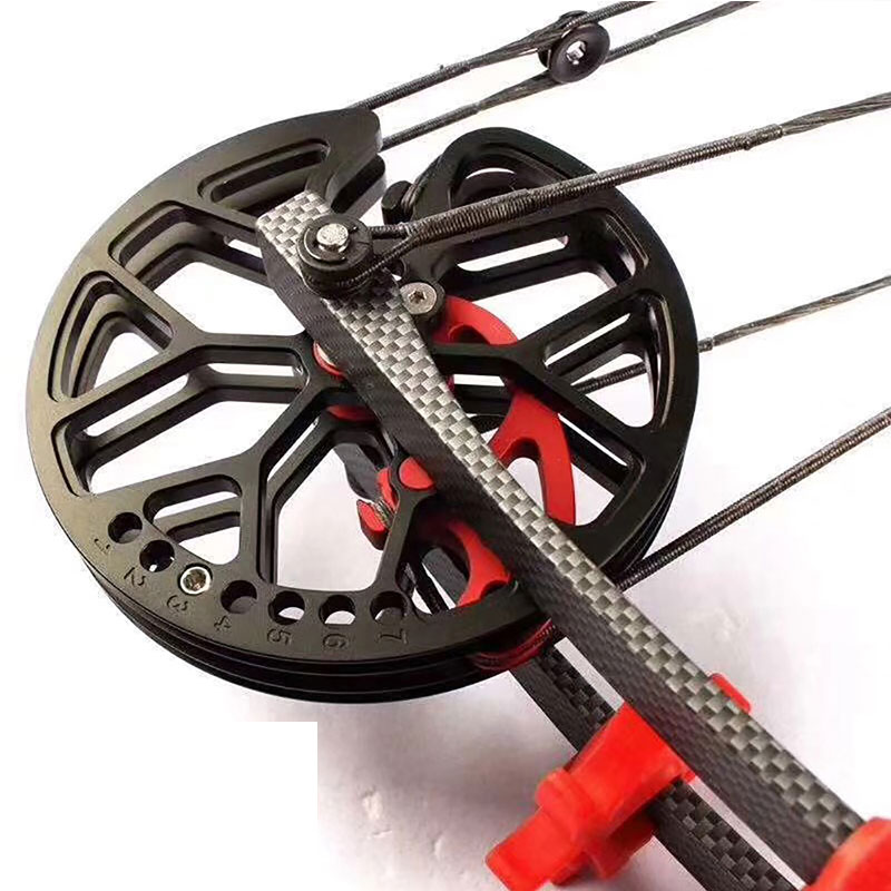 Image 5 - 1Set 30 60lbs Archery Compound Bow M109E Steel Ball Bow IBO 345FPS Right Hand /Left Hand Shooting Accessories-in Darts from Sports & Entertainment