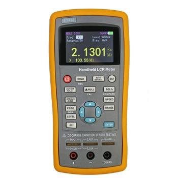 Handheld LCR Meter ET430B Multifunction Portable Digital Tester for Resistance Inductance Capacitance Measuring High Accuracy Test Tool 100~240V